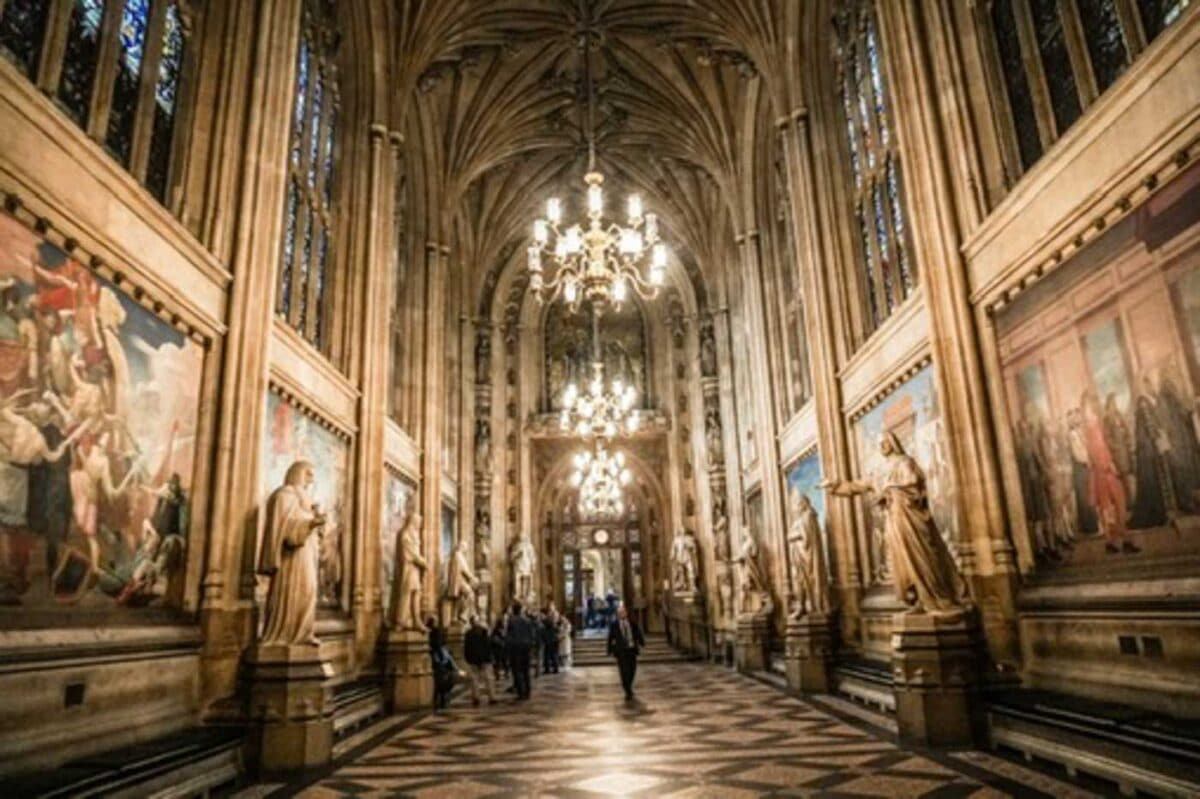 Visiting Houses of Parliament