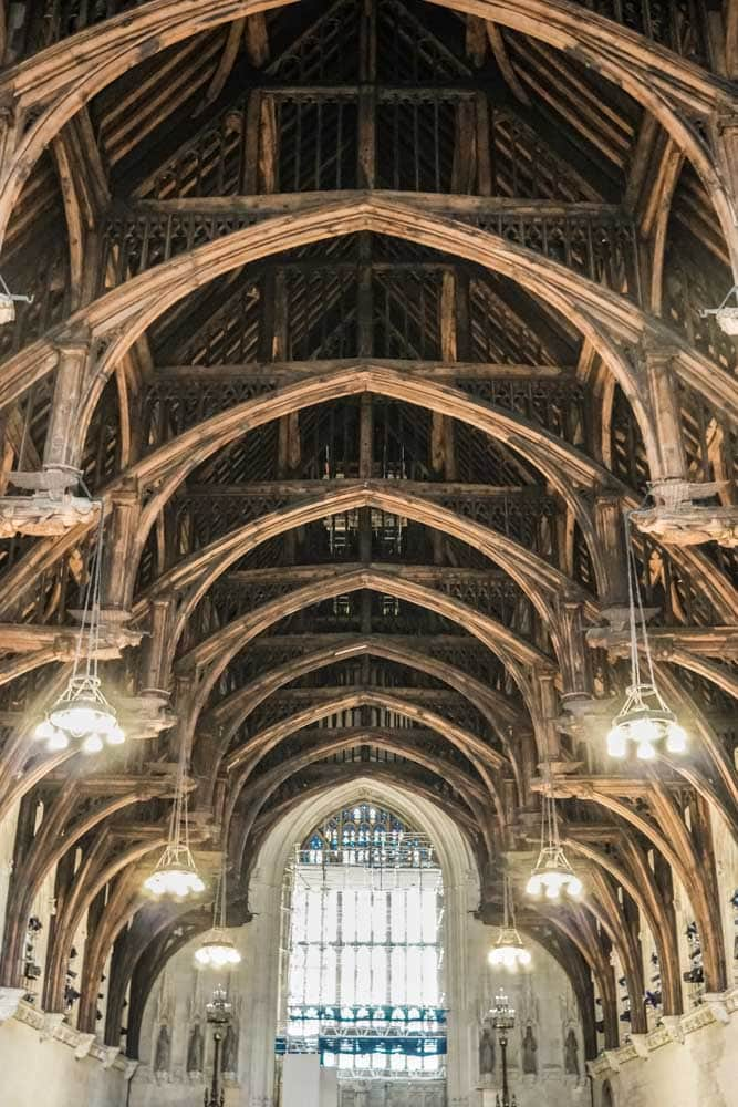 Westminster Hall Ceiling