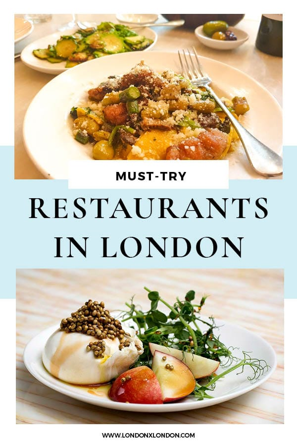 Where to Eat LDN