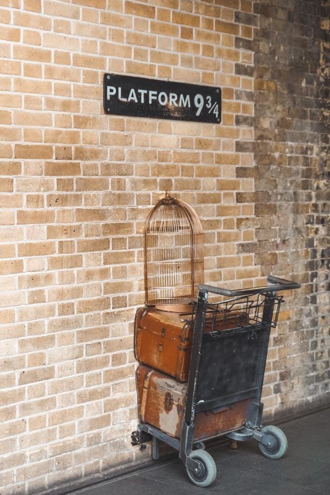 Platform 9 3:4