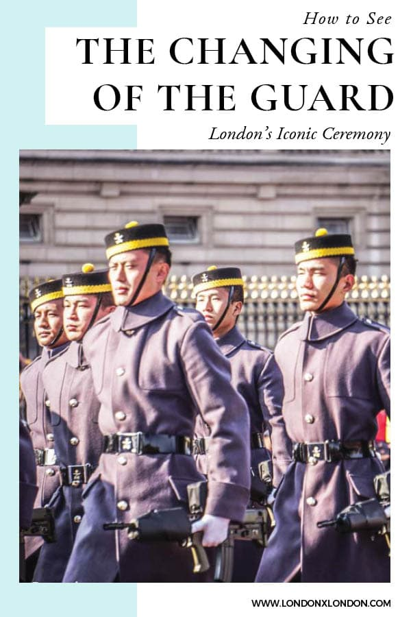 Changing of the Guard]