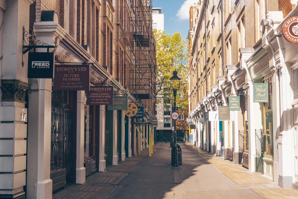 Cecil Court: Discovering Covent Garden's Curious Spot