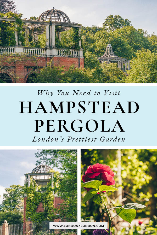 Hampstead Pergola