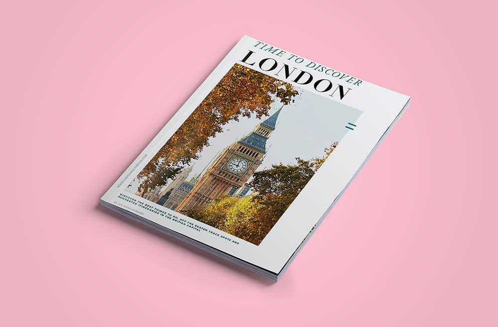 London Guidebook Cover