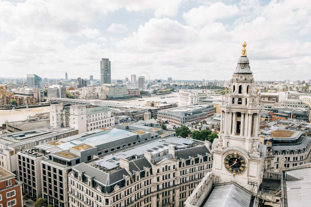 Finding the Best Views in London – 26 Fabulously Panoramic Spots