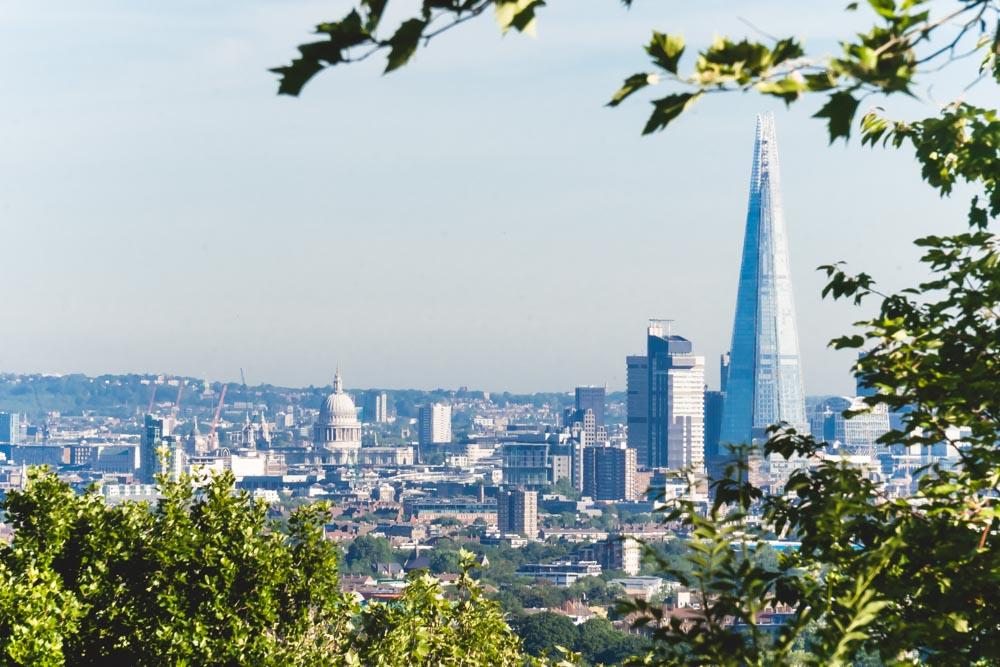 Walks in London - One Tree Hill