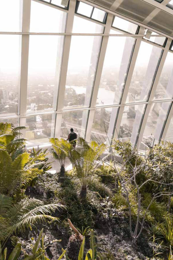 Sky Garden Views of London