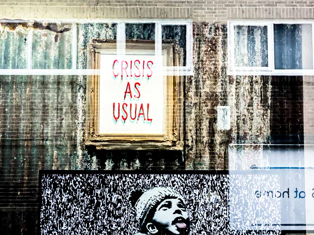 Banksy Pop Up Croydon