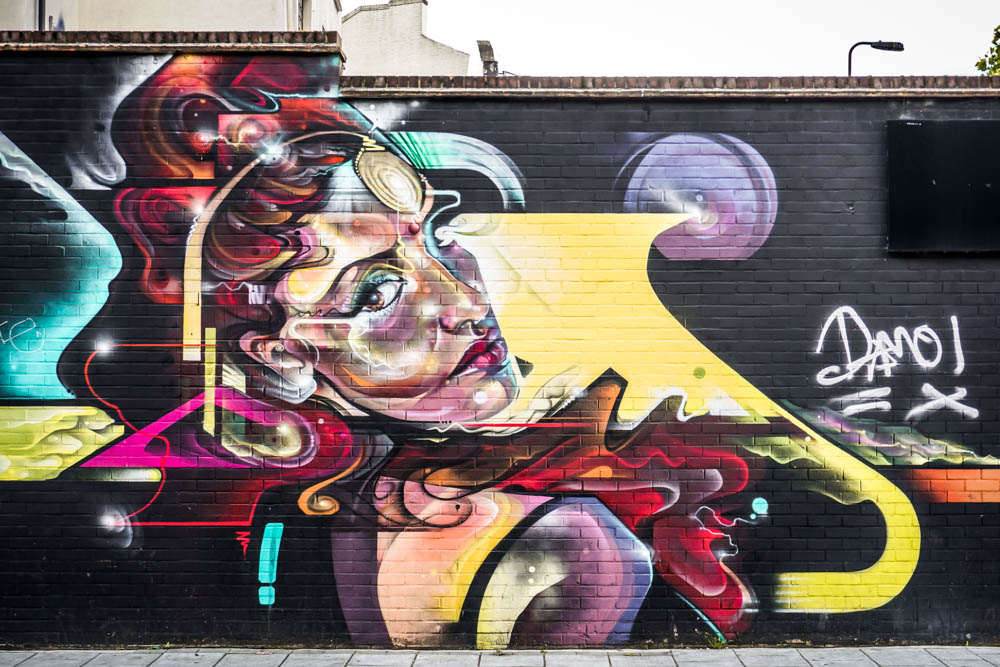 Mr Cenz, Brixton