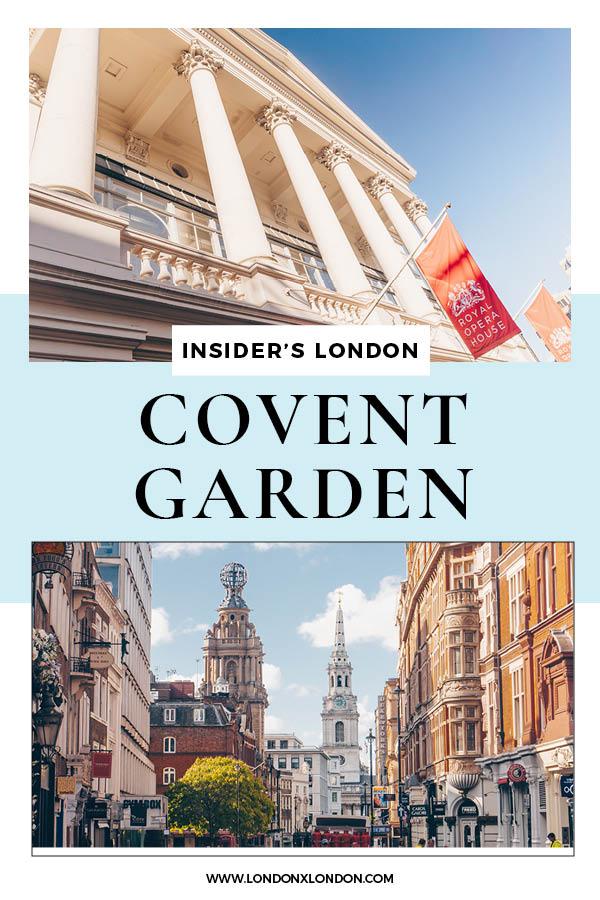 Area Covent Garden