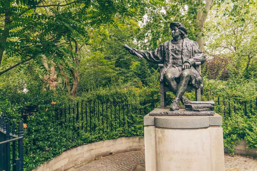 Belgrave Square Garden