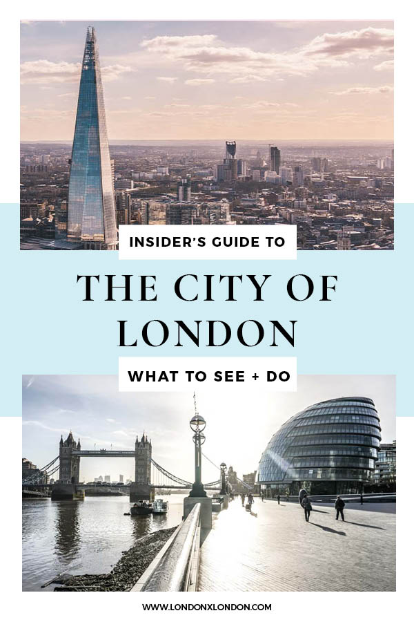 City of London Area guide