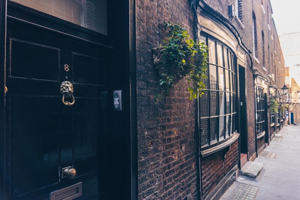 Diagon Alley?