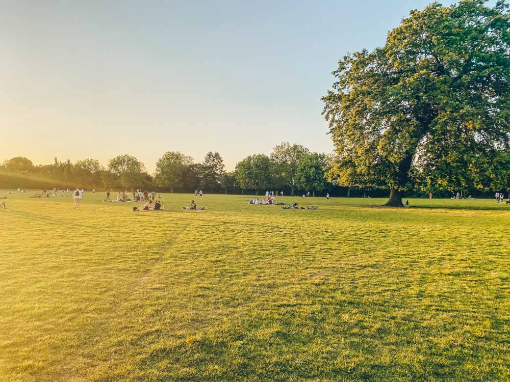 Time to Explore: Dulwich Park