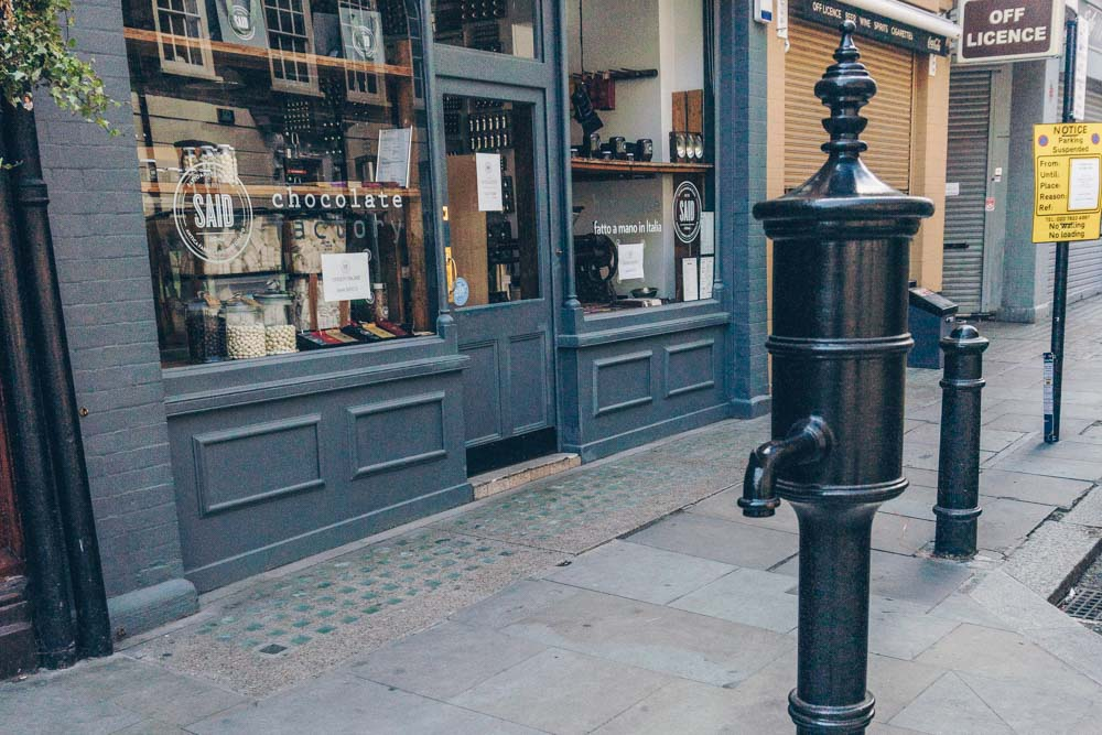 The Broad Street Pump: Tracing the Tale of John Snow in Soho