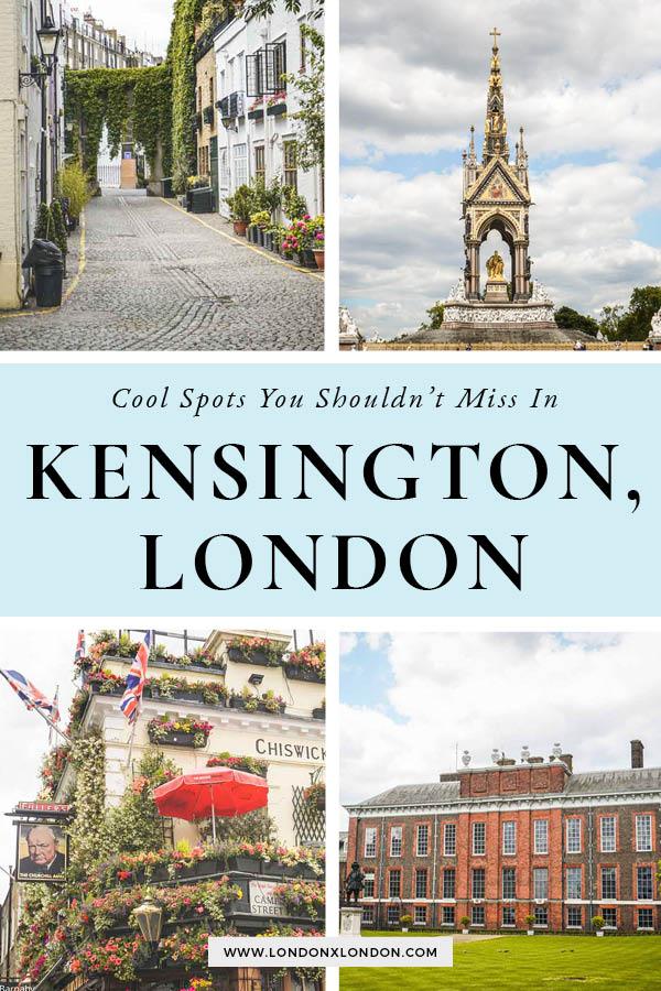 Kensington Area Guide