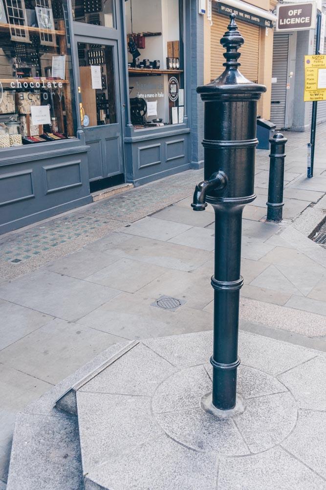 The Broad Street Pump