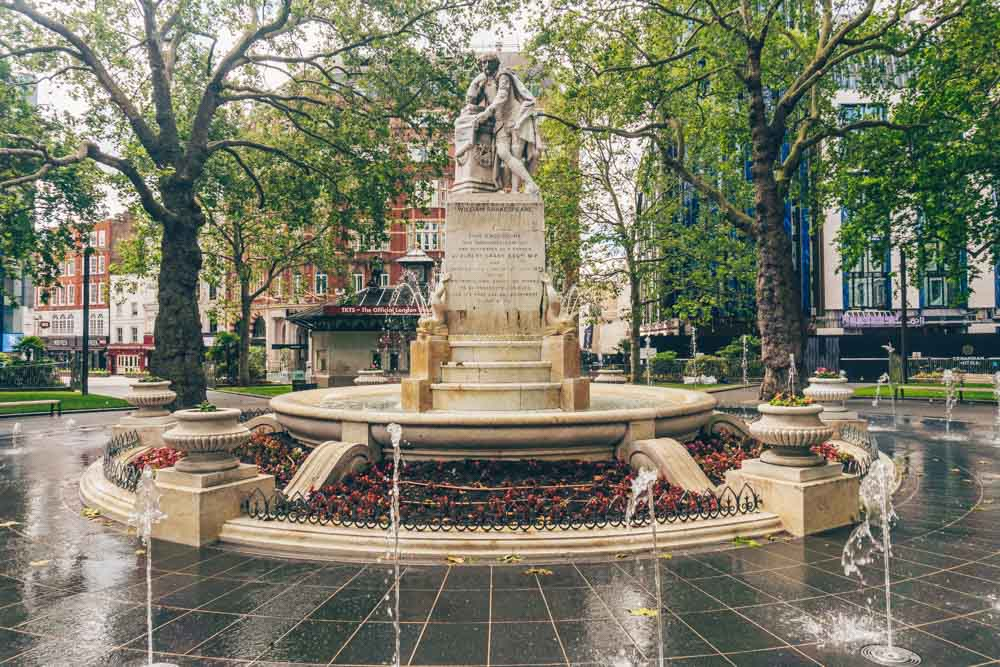Leicester Square Gardens