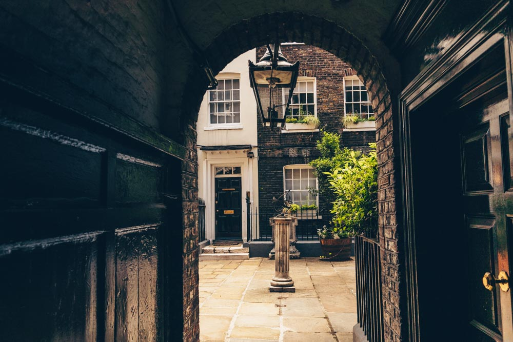 Pickering Place: Discovering London's Smallest Square