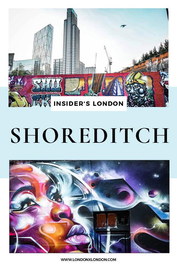 Shoreditch London Guide
