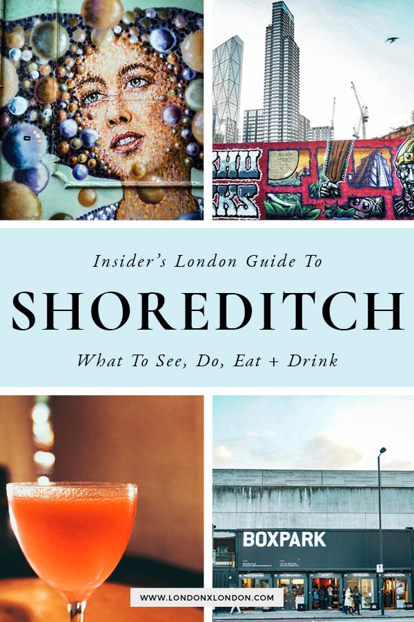 Shoreditch area guide