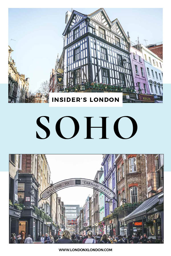Soho Area Guide