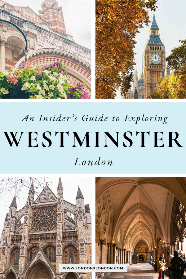 Things to do in Westminster London
