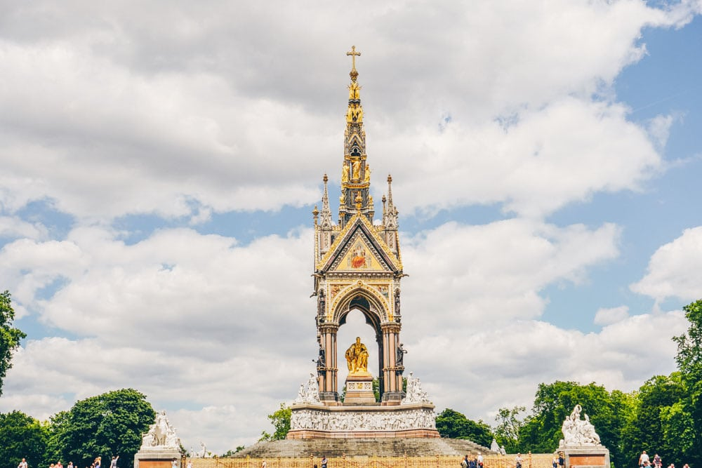 Time to Discover: The Albert Memorial