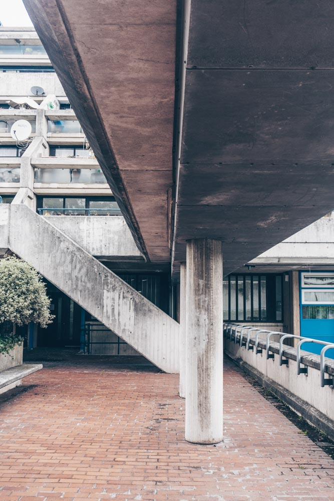 Concrete detailing