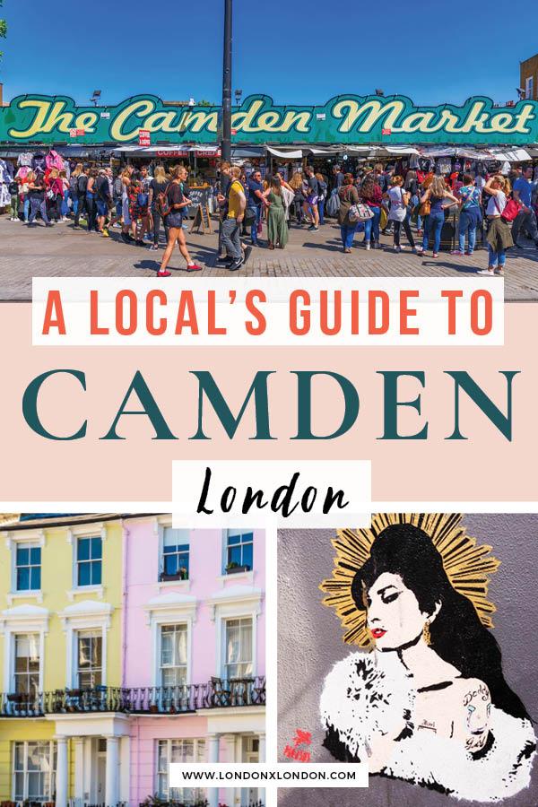 Camden Area Guide