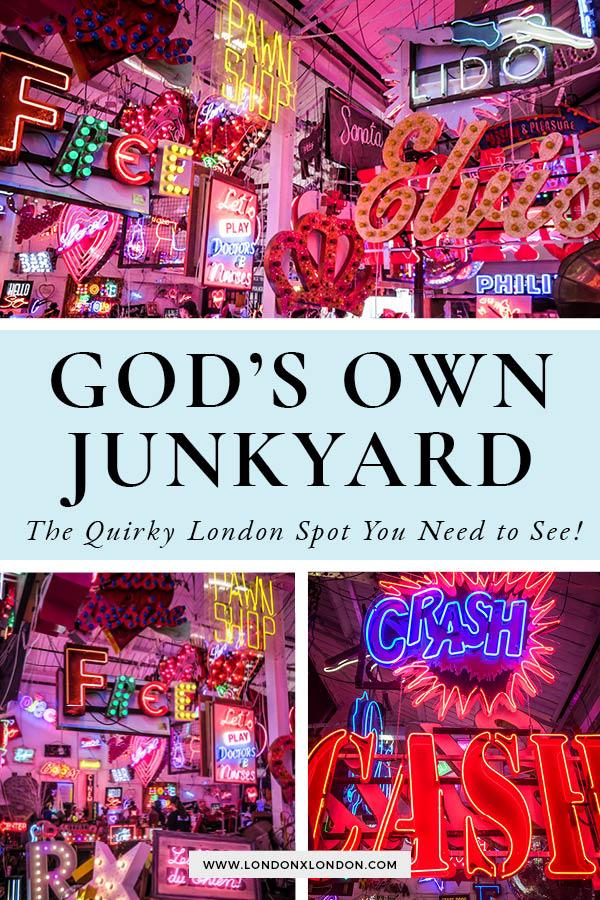 Gods Own Junkyard