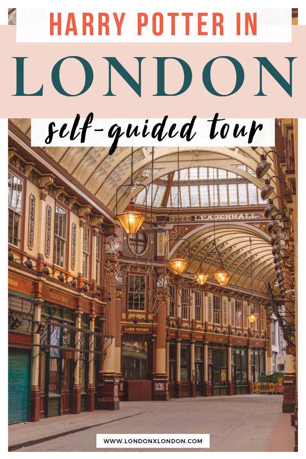 Harry Potter London Tour