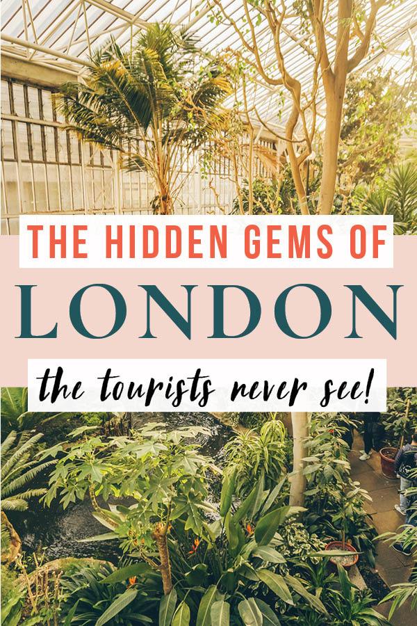 Hidden Gems London