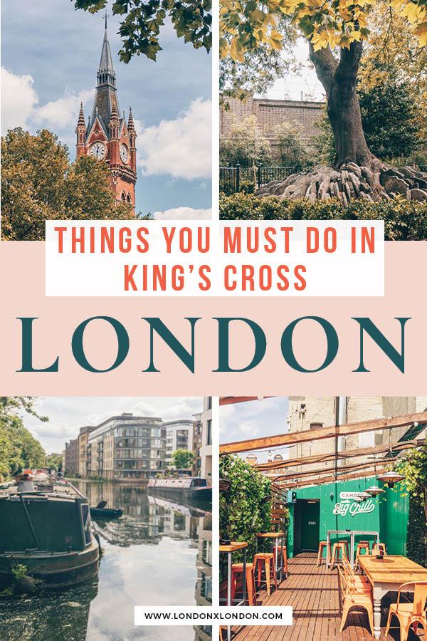 Kings Cross Area