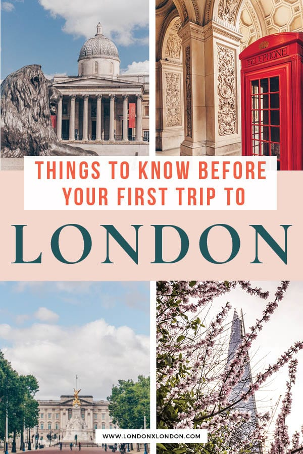 London Travel Tip Guide