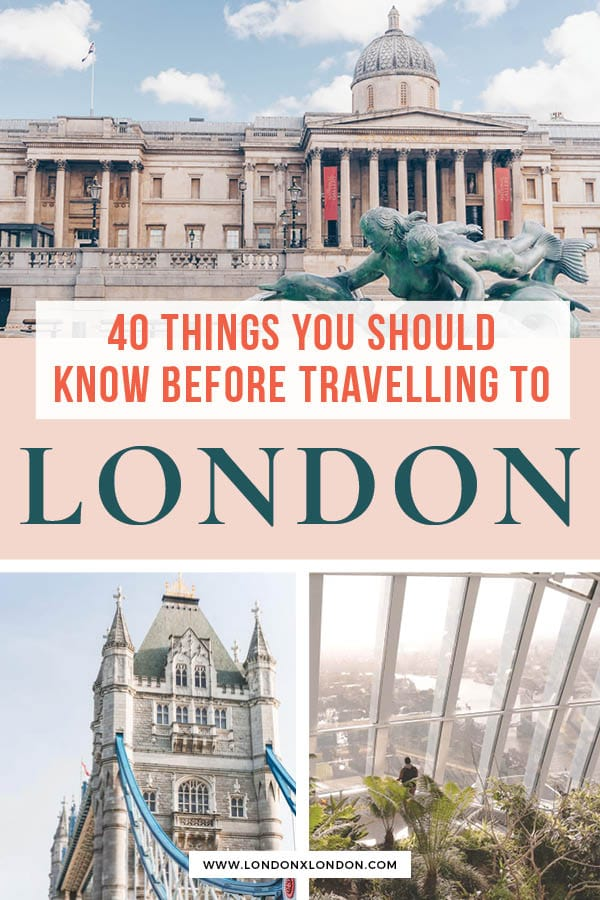London Travel Tips 1