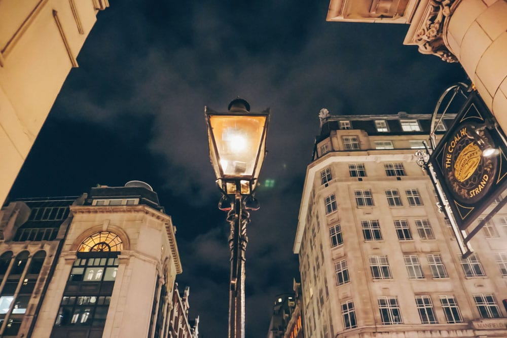 Have You Spotted London's Sewer Gas Destructor Lamp?