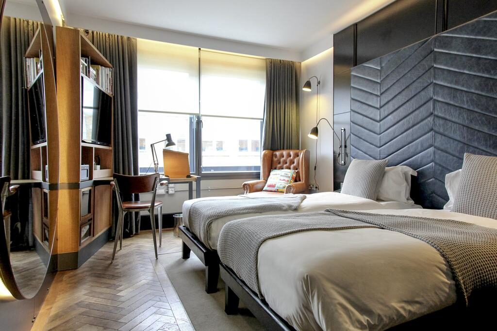 Best Hotels in Shoreditch - The Hoxton
