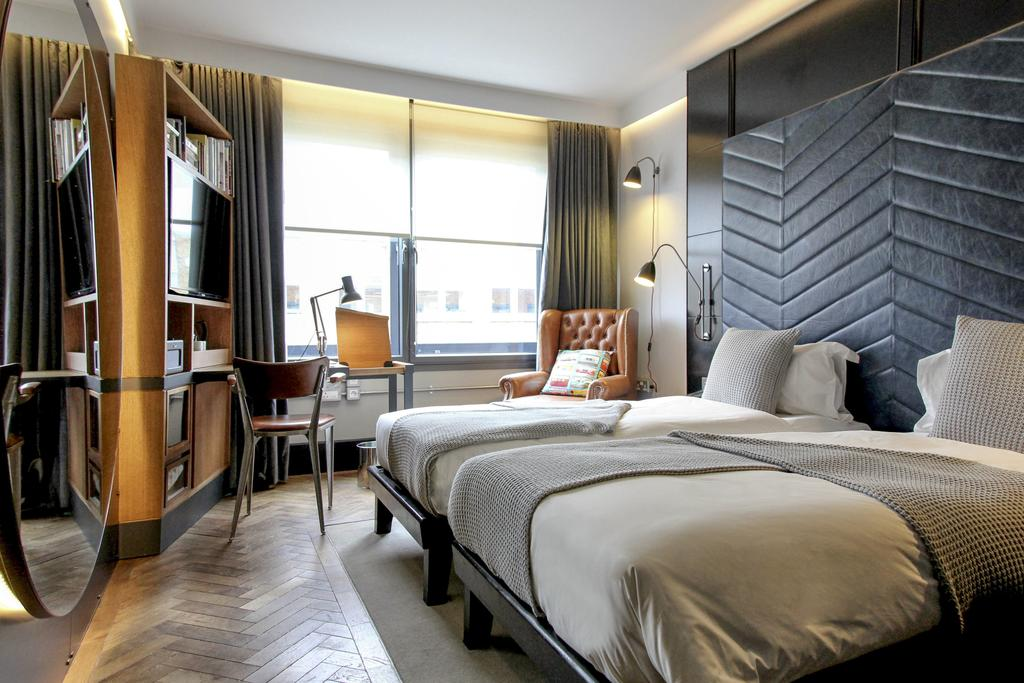 The Best Boutique Hotels in Shoreditch, London
