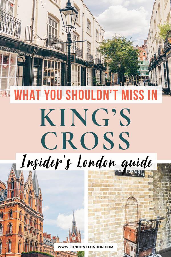 Things to do in Kings Cross