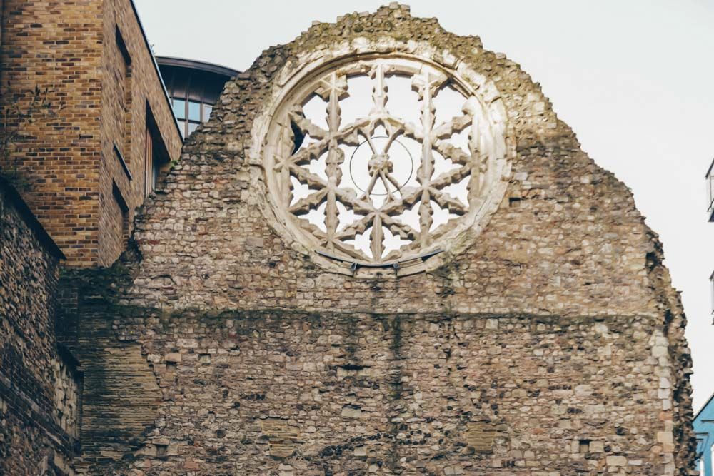 The Rose Window Winchester Palace
