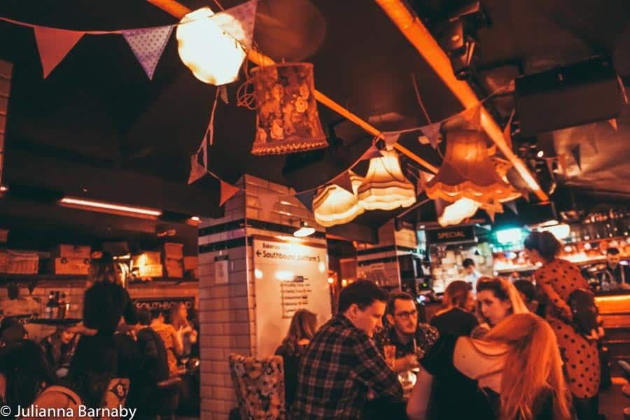 Cahoots Soho – Visiting London's Underground Themed Bar