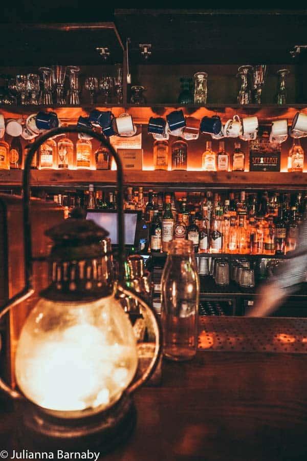 Bar at Cahoots