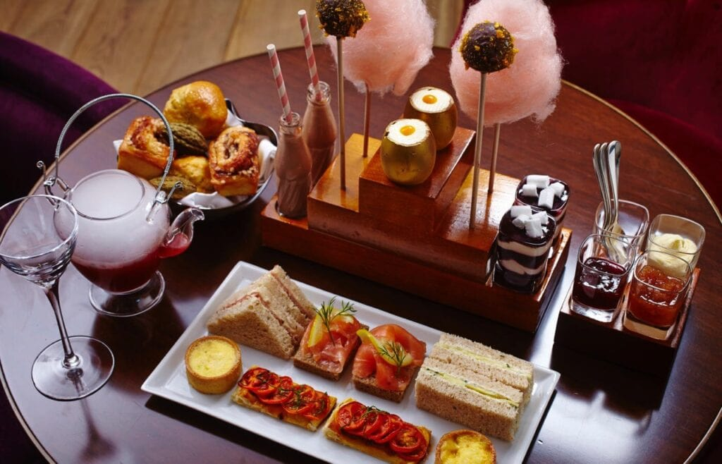 Charlie and Chocolate Factory Afternoon Tea