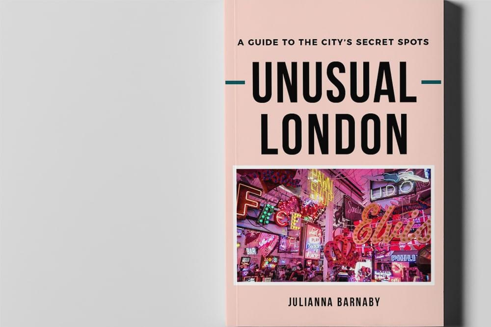 Cover Unusual London