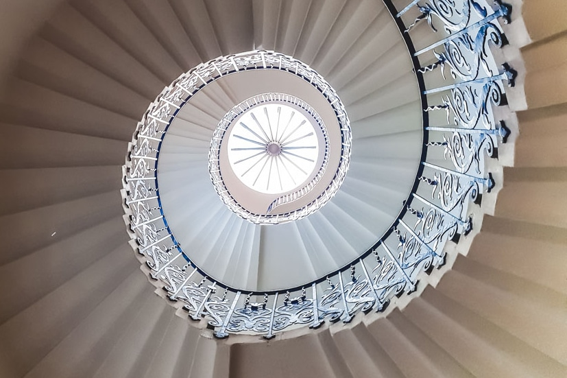 The Tulip Stairs, Exploring Greenwich's 'Grammable Secret