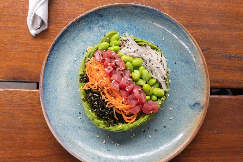 Poke Salad in Bluebird