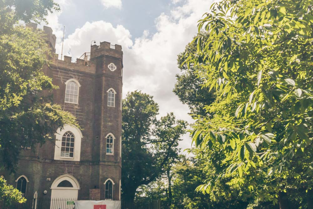Views of Severndroog Castle