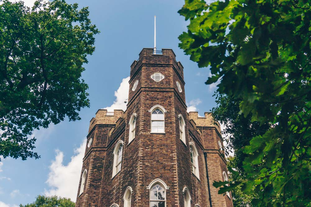 Severndroog Castle – Exploring The Secret Castle on Shooters Hill