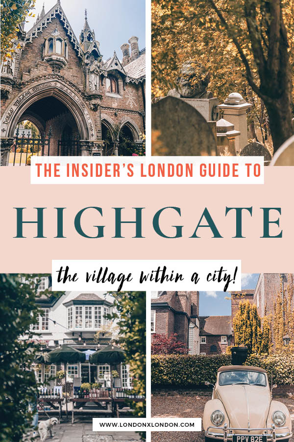 Highgate Village London